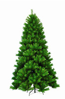 Wholesale xmas decorations cm PVC festival party artificial colorful decorations Xmas tree decorative color green christmas trees