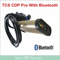 Cheap Wholesale-version 2013.1 Software R1+Keygen TCS cdp pro plus with Bluetooth without oki chip for Cars Trucks+Big Sales Promotion,2pcs lot