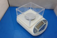 analytical electronic balance - 300 x g Lab Analytical Digital Balance Scale Jewellery Electronics said with LCD display weight sensor