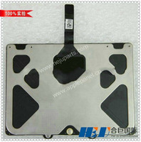 Wholesale New Original touchpad with cable For Mac book Pro A1278 trachpad with cable MD313 MD314 year