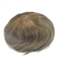 Wholesale 2015 Rock Bottom Price Indian Remy Human Hair Mens Toupees