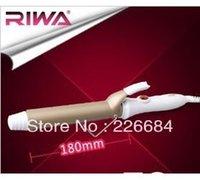 big curling irons - Anion big volume electric ceramic curling iron pear flower head hair curler long electric coil rod hair curler
