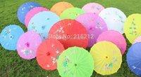 Wholesale Fashion Hot wedding umbrella color vintage umbrella dance umbrella bamboo cytoskeleton