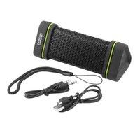 home stereo speaker - 2016 EARSON ER151 Wireless Bluetooth FNRG Car Home Stereo Speakers Waterproof Bluetooth Music Loudspeaker subwoofe