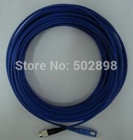 armoured cable - Armored armoured Patch cord cords cables Singlemode SC FC SC FC Patchcord Simplex mm M