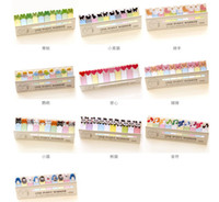 animal notepad - DIY Mini Cute Kawaii Cartoon Animal Memo pad Cat Panda Music Post It Note Paper Stickers Korean Statioenry