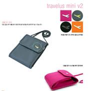 Wholesale travel bag travelus new version mini multifunction folder passport holder ticket folder cact
