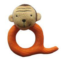 Wholesale Q Shaped Eyelet Fabric Pet Plush Toys Pet Dog Toys Pet Toys