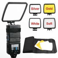 Wholesale Flash Reflector Diffuser Kit for Nikon SPEEDLIGHT SB SB SB for Canon Flash
