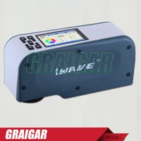 Wholesale New Portable mm Measuring Caliber WF30 Colorimeter Color Meter Color Reader