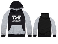 jacket team - 2015 New The Money Team TMT Men Hoody Hiphop Jackets Jumpers Pullover Hoodies Size S XXL Mixed Matching Color Colors