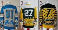 authentic sweaters - Sweater Elite Football Jerseys Best quality Authentic Jersey Embroidery Logo Size M XL Can Mix Order