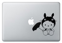 hello kitty laptop skin - Hello Kitty Totoro Creative Notebook Decal Laptop Sticker for Apple Macbook Air Pro Retina quot quot quot quot Cover Skin Art Sticker CHUSE