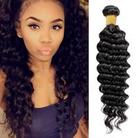 Cheap Kinky Curly Hair Extensions Loose Weaves Closure Straight Hair Women Brazilian Hair Weave Unprocessed Straight Hair 100% Human Virgin Hair