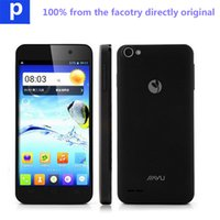 Wholesale Cellphone inch JIAYU G4 Android MT6592 GHz GB RAM GB ROM Front MP Dual Camera Dual SIM Unlocked mobile Phone