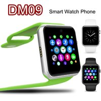 magic sim - 2015 DM09 LF07 Bluetooth Smart Watch D ARC HD Screen Support SIM Card SmartWatch Magic Knob For IOS Android