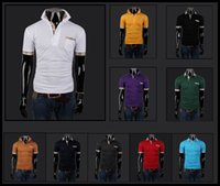 shirts - T shirt New brand Mens T Shirt Men s Short Sleeve T Shirt Slim Fit Men Shirt Fashion T shirt