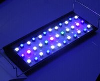 aquarium lighting for planted tanks - 10 dhl free W LED aquarium light for plant fish lps sps wifi controller led aquarium light for tank