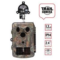 Cheap HD Digital Infrared Scouting Camera 12MP Rain-proof Trail Camera Portable Wildlife Hunting Camera 940nm IR LED Video Recorder