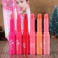 Wholesale Pastel Light Color Lipstick Moisturizing Lip Balm Lip Balm Lip Balm Tube Color Fruity Lip Balm Factory Direct Quality Assurance