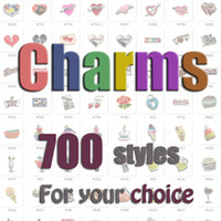 animal charms - More than styles floating locket charms alloy floating charm valentine s day high quality