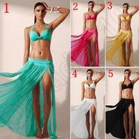 Cheap Sexy Women Swimwear Best Gauze Skirt