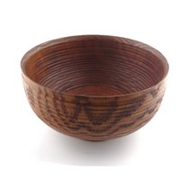 Wholesale The Wooden Soup Bowl Cooking Tools Wooden Dinnerware Jujube Wood Large Size Bowl Hand made Diameter cm
