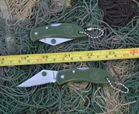 abs army - Ganzo G623S AG G623S Mini Pocket EDC Folding Knife Army Green ABS Handle