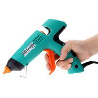 Wholesale High Temp Heater Professional Hot Melt Glue Gun V W for Soldering Pro sKit GK H DIY Repair Tool