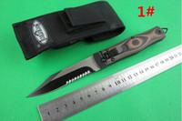 Wholesale microtech troodon Cobra models Hunting Folding Pocket Knife Survival Knife Xmas gift for men freeshipping