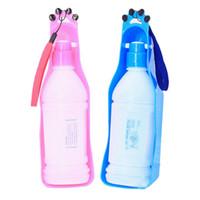best feeding bottles - Best Deal New Folding Pet Water Dispenser Dog Cat Water Bottle Drinking Feeding For Pet Travel