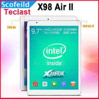 9.7 inch ips capacitive - Teclast X98 Air II Inch Retina IPS Intel Bay Trail T Z3736F Quad Core Android Tablet PC Android