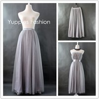 american appareal - Big Sale cm Long Tulle Skirt American Appareal Wedding Skirts womens Tutu Plus Size Saias Femininas