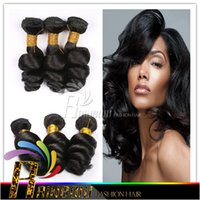 bad hair pieces - Factory price Brazilian loose curls g per piece Cheap Brazilian Hair Weave loose wave weave Soft and Thick no bad smell