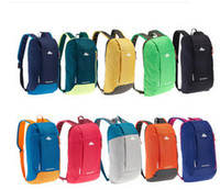 Wholesale 10 L Portable Colorful Men s Woman Sport Backpacks Travel Small Bag Students School Bag Decathlon Movement Leisure Rucksacks M226