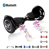 201-500W remote control electric skateboard - LED Scooter Smart Balance Wheel Inch Electric Skateboard With Bluetooth Speaker Dual Hovertrax Airwheel Tire Hoverboard Remote Control