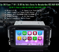 Special In-Dash DVD Player digital mp4 digital player - KGL M Android Car DVD Player quot Wifi G GPS Nav Radio Stereo For Mercedes Benz W203 W209 W639 Free GB CARD SCYF0695