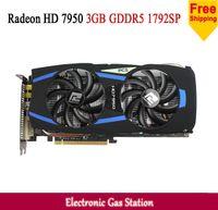 Wholesale Original Desktop Graphics Card Radeon HD GB GDDR5 bit DirectX HDMI DVI SP