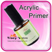 Wholesale New Oz Nail Art Care Beauty Salon No Burn Acrylic Primer Tech Essential UV Gel Base Coat Easy Dry Tools BC001