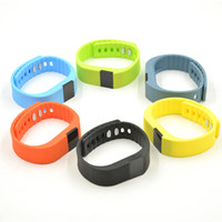 Wholesale FITBIT TW64 XIAOMI New colors wristband Smart Band Fitness Activity Tracker Bluetooth Smartband Sport Bracelet for IOS Android