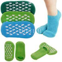 pedicure spa - Moisturize Soft Repair Cracked Foot Pedicure Treatment Gel Feet Care Spa Sock