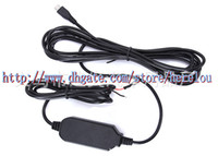 Wholesale Car V switch V buck cable a bag navigator tachograph buck conversion line go dark line power line