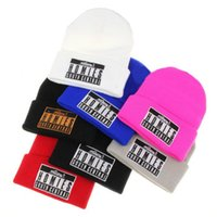 Beanie/Skull Cap Others Others Wholesale-HOMIES SOUTH CENTRAL Beanies Hats for Winter Women Warm Kintted Letter Cap Gorros de Hip Hop Unisex Casual Skullies Men 1-0529