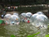 Wholesale Popular Water Walk ball PVC inflatable ball water walking ball dancing ball transparent water ball zorb ball m m m m