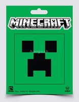 Wholesale MC poster cartoon wallpaper Minecraft Steve decorative stickers Styles kinds of reptiles wall stickers decals Quality DHL