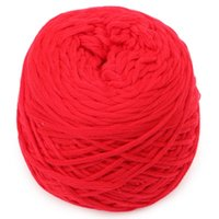 Wholesale Soft Smooth Yarn Ball Woolcraft Cotton Natural Double Knitting Wool Home Scarf Baby Clothes Color Choose g