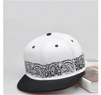 Wholesale 2014 New Blank Snapback Hats Paisley Baseball Caps Hot Flat Hat Hip Hop Cap for Men and Women Free DHL Colors