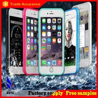 Cheap Waterproof case for iphone 6 Best tpu waterproof case for iphone 6