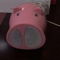Wholesale Cartoon Electronic Pei Pei Pig Speaker