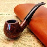 Cheap Wholesale-New smoking pipe briar handmade smoking pipe tobacco 10 piece set smoking set 211